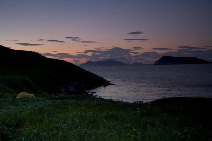 dusk, landscape, high resolution