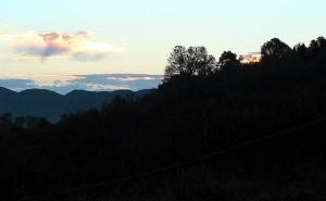 montaña, mañana