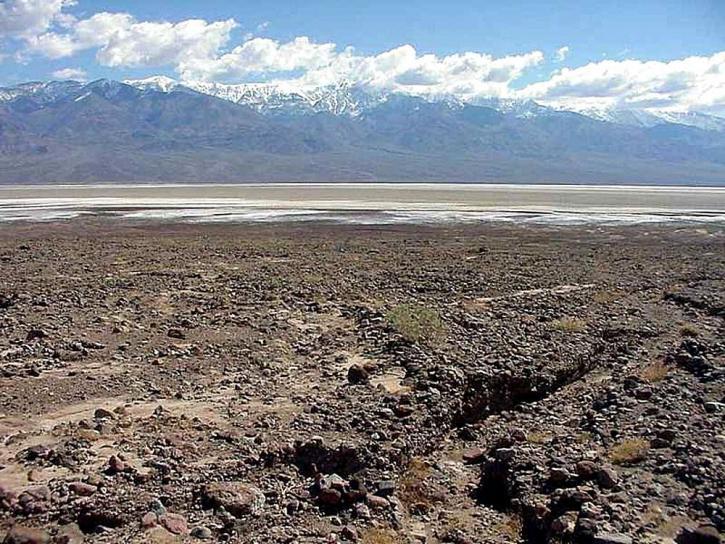 pustinja, smrti, dolina, sol