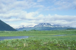 alaska, scenery