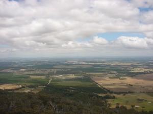fields, panorama