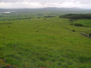 ireland, angle, Knocknara