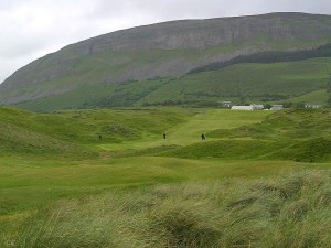 ireland, golfers, Knocknara