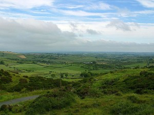 Irlande du Nord, île