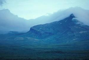 антенна, фотографии, хрен, mountais, туман