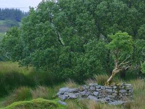 Glengesh, passer, Irlande, paysage
