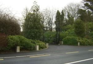 grand, gates, castlemartin, estate, kilcullen, kildare