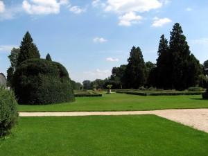 Garden and park