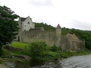 park, castle