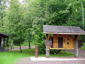 TIMMS, λόφος, εθνικό πάρκο, Ουισκόνσιν