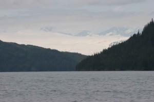 avlägsna, tebenkov, glaciär, utanför, whittier, alaska