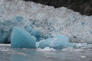 azules, icebergs