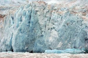 chenega, Gletscher, lebendig, Gletscher