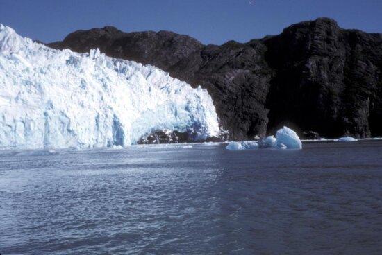 chenega, glacier, chugach, national, forest