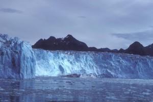 columbia, glacier, ice