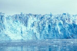 glacier, libre, l'image