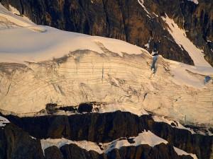 glacier, Banff, Canada