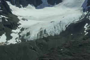 glaciers, snow, scenics