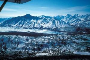 matanuska, 빙하