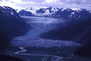 Skilak, Gletscher
