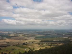 hill, panorama