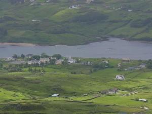 irlanda, paisaje