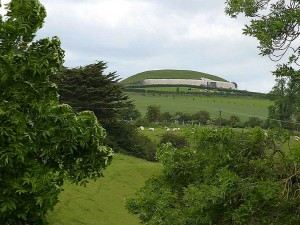 newgrange, passage, tomb