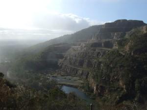 เหมืองหิน อเดไลเด เนินเขา ออสเตรเลีย