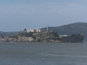 alcatraz, island