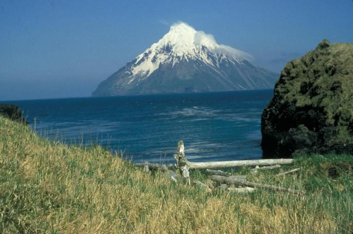 chagulak, island, Aleutian, islands, Alaska