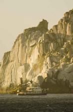 chowiet, island, rocks