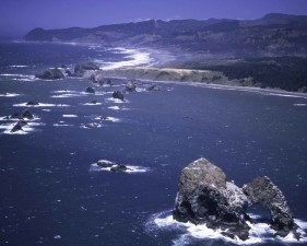 Oregon, isole, natura selvaggia, rifugio