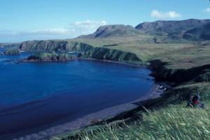 overlook, island