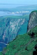 pribilof, islands