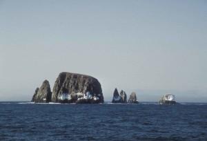 Semidi, îles, île, Alaska, péninsule, unité