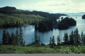 scenic, lagoon
