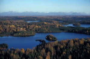 aériennes, la photographie, les lacs, scenics