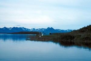becharof, 호수, 트레일러