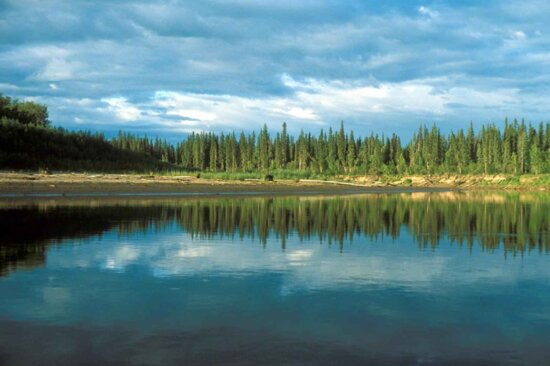 lake, summer, scenics, landscape