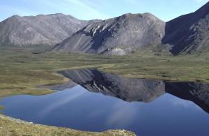 lake, mirrors, mountains