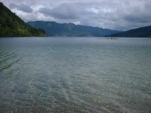Лейк, Waikaremoana, Зеландия