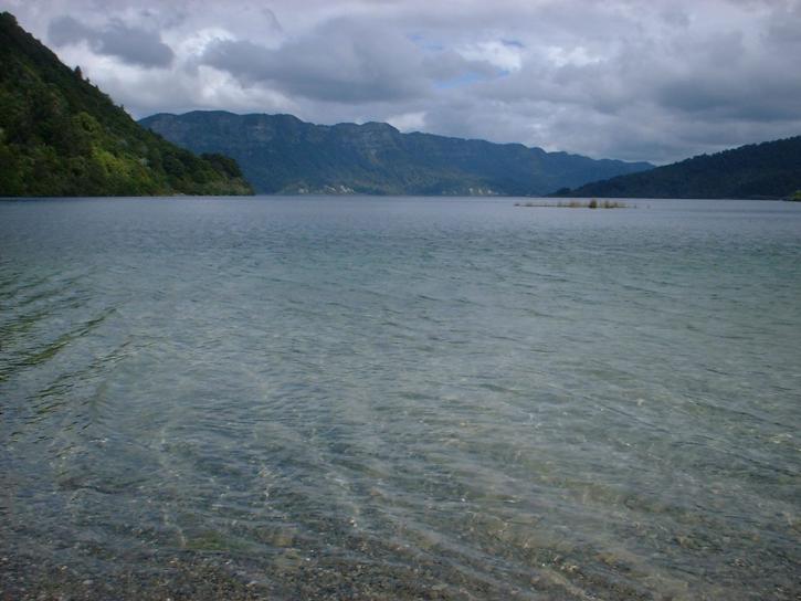 lake, Waikaremoana, Zealand
