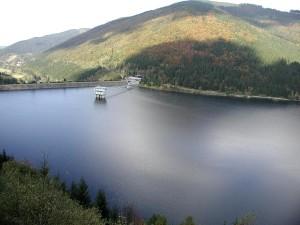 호수, 전력, 공장