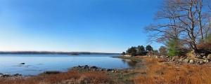 panorama, paysage, lacs, photographie