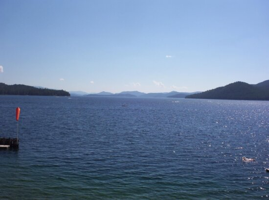 priest, lake, idaho