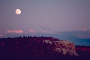 moon, morro, national monument