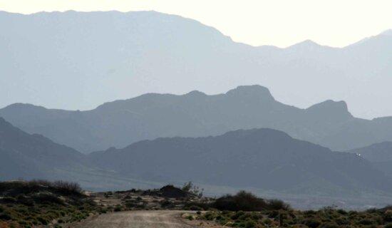 blue, mountains, ash, meadows, wilderness, refuge