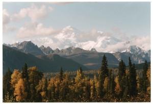 denali, fall, mountain, Mckinley