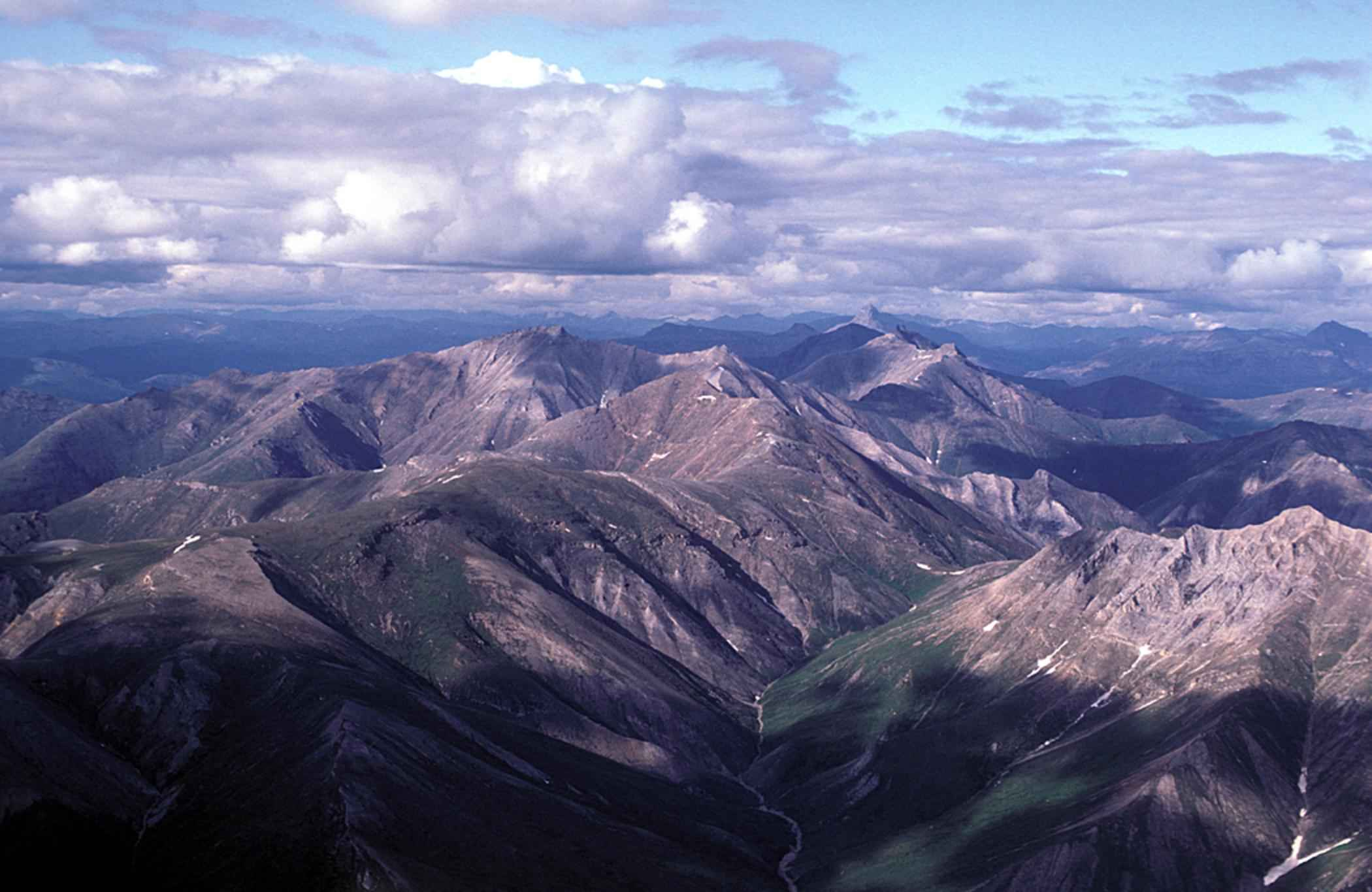 free picture gates arctic mountains summer