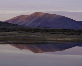 colinas, montañas, envolvente, de tierras bajas, pantanos